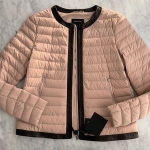NWT Mackage Leena jacket stretch light weight down